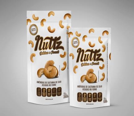 NUTTY MIX - CASTANHAS DO BRASIL